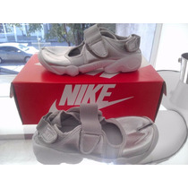 Oferton Ultimas Nike Rift Plateadas En Caja 35