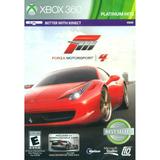 Forza Motorsport 4 Xbox 360 ¡nuevo Sellado! En Tecno-gaming