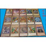 Pack + De 100 Cartas De Yu-gi-oh Originales Con Envio Gratis