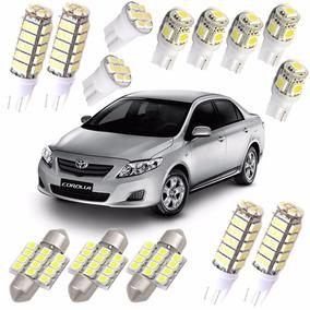 Kit Super Led Corolla 09 2010 2011 2012 2013 2014 2015 2016