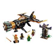Lego Ninjago - Destruidor De Rocha