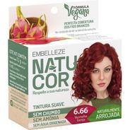 Tinta Natucor  Naturalmente Arrojada Vermelho Cereja 6.66