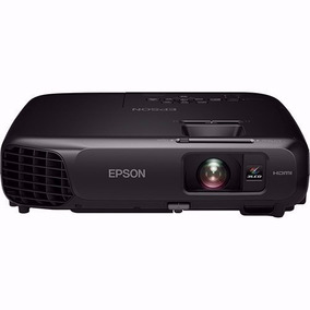 Projetor Epson S18+ Usb/hdmi Gratis Bolsa Para Transporte