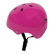 Casco Niños Adultos Bici Roller Patin Ajustable Reforzado