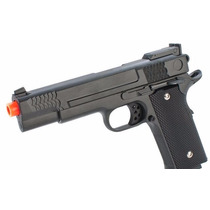 Pistola Airsoft Gun Ukarms , +2000 Municiones, Envio Gratis