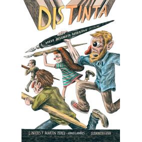 Dis-tinta Nueva Historieta Argentina - Liniers - Sudamerica