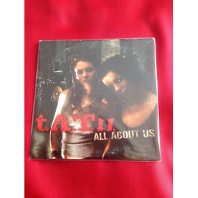 Tatu Cd Remixes All About Us
