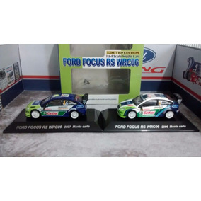Cm´s 1/64 Ford Focus Rs Wrc 2006
