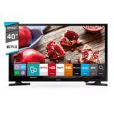Smart Tv Led 40 Samsung Un40j5200 Full Hd Netflix