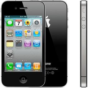 Iphone 4 8gb Apple Original Libre Todo Operador Caja Sellada
