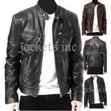 Jacket De Cuero