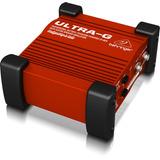 Behringer Ultra-g Gi100 Active Di Box - Caja Directa Activa