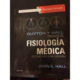 Libro Tratado De Fisiología Médica, Guyton