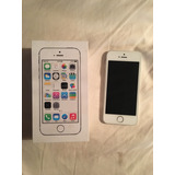 Iphone 5s , Silver Plata