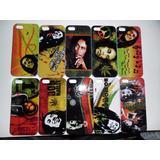 Capinha Case Iphone 5 5s Bob Marley Personalizada Capa Dura