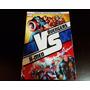 Avengers Vs Xmen Marvel Comics Televisa Avsx