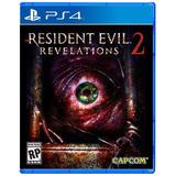 Juegos Ps4 Resident Evil Revelations 2 ** Disco Fisico **