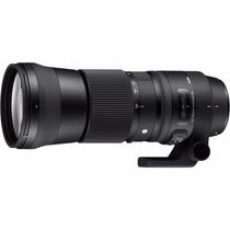 Lente Sigma 150-600mm F5-6.3 Hsm | C P/ Canon | Novo