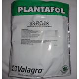 Plantafol Adubo 10-54-10 , 30-10-10, 5-15-45 1 Kg Cada