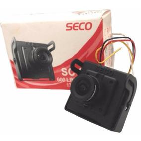 Mini Câmera Seco 3.6mm 600 Linhas 760h 1/3 Ccd Color