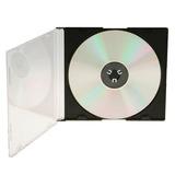Caja Acrilica Estuche Cd Simple Slim Live X200 Premium