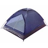 Barraca Camping Impermeável 2 Pessoas + Bolsa Acampamento Cl