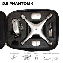 Backpak Mochila Para Drone Dji Phantom 2, 3 Y 4 Envio Gratis