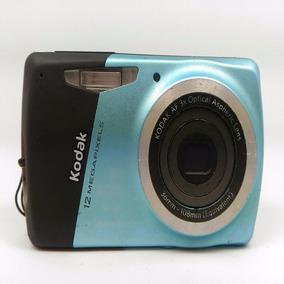 Camera Kodak M530 12 Mp Com Flash, Produto Usado Funcionando