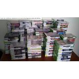 Muchos Juegos De Xbox 360 Para Escoger