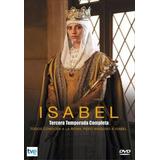Dvd Isabel, A Rainha De Castela 1,2,3ª Tempora. Frete Gratis