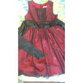 Vestido De Fiesta Para Niña Talla 8-10 Años