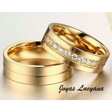 Aros De Compromiso, Matrimonio. Joyas Lucyana. Barranco