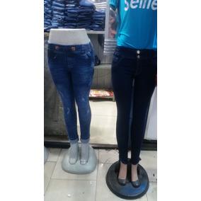 Pantalones Jeans De Damas Tipo Jogguers Marca Hipnosis