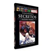 Graphic Novels Vingadores Secretos Missão Marte