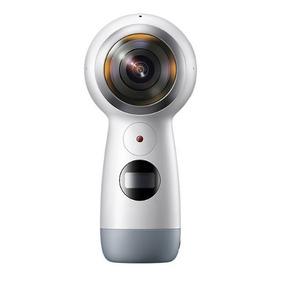 Câmera Gear 360º Samsung Sm-r210 2017 4k Nota Fiscal Lacrada