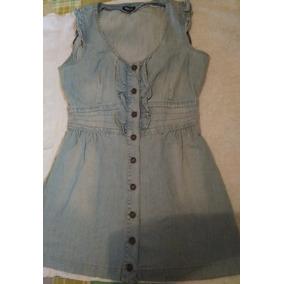 2c0aab9783 Tela De Jeans Indigo Cortos - Vestidos de Mujer en Mercado Libre ...