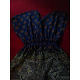 Camisa / Tipo Bata / Transparente Talla L