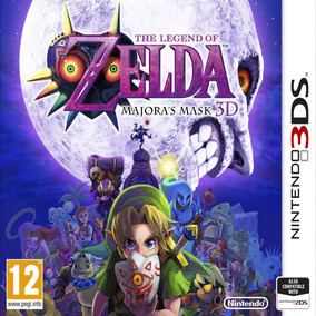 Oni Games - The Legend Of Zelda Majora