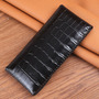 Black bamboo pattern