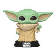 Boneco Funko Pop Star Wars Mandalorian Child Baby Yoda 368