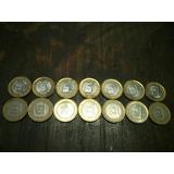 Colección/conjunto De Monedas De 1 Bolivar Años 2007 Y 2012