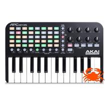 Controlador Midi Akai Apc Key 25 C/ Ableton Live Novo Oferta
