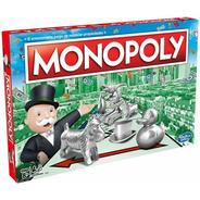 Monopoly Juego De Mesa Hasbro Nueva Version C1009 Mundomania