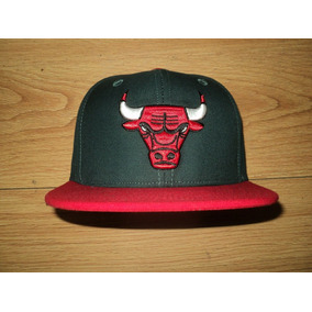 Gorra Plana Snapback Chicago Bulls Billabong Kings Gzuck