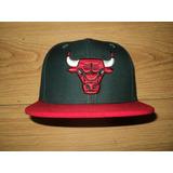 Gorra Plana Snapback Chicago Bulls Billabong Kings Gzuck