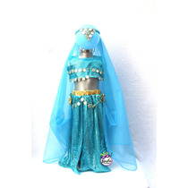 Disfraz Odalisca !! Arabe Princesa Aladin Jazmin Disfraces
