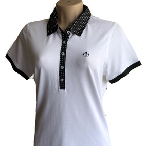 Camisa Polo Feminina Dudalina Original Com Pequenos Defeitos 4b21c956491cd