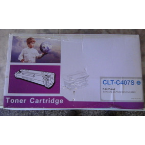 Cartucho Toner Color Cyan Clt-c407s