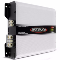 Modulo Sound Digital Sd1600 Evo Versões: 1 E 2 Ohms