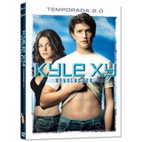 Dvd Série Kyle Xy 2 Temporada - Novo Lacrado